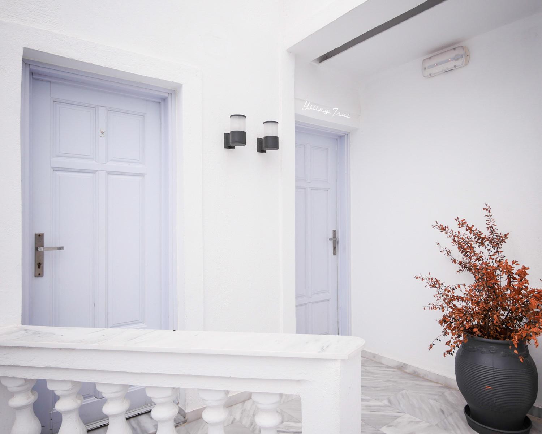 希臘聖托里尼住宿推薦 San Giorgio Villas 費拉Fira平價住宿