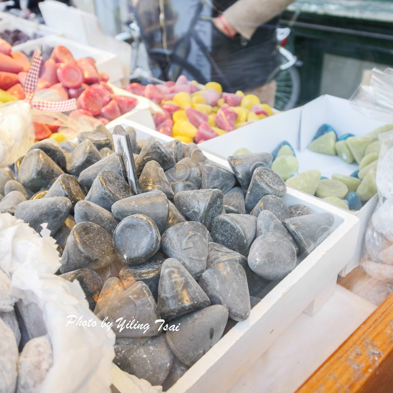 比利時根特特產 Cuberdon 根特鼻子糖 特別的根特美食