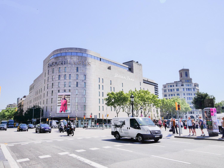 西班牙巴塞隆納自由行攻略 景點、行程、交通、住宿、美食懶人包