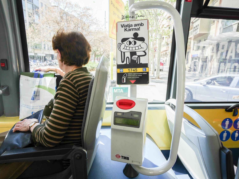 西班牙巴塞隆納市區交通方式介紹 地鐵、公車、觀光巴士