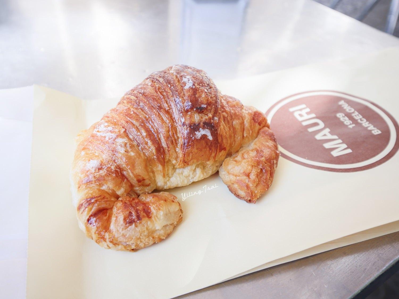 西班牙巴塞隆納美食 Pastelerias Mauri 知名甜點名店