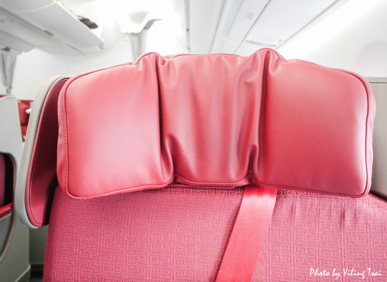 香港航空商務艙 香港轉機舊金山航線 180度座椅超舒適座椅