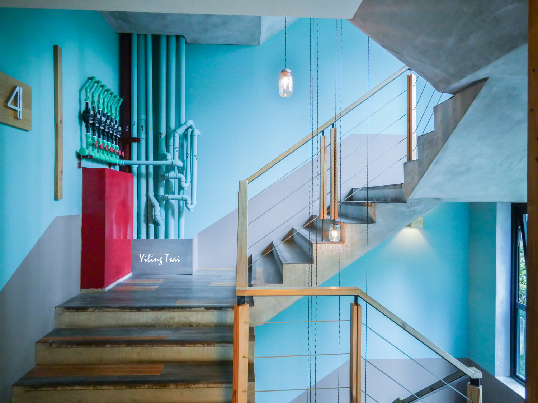 曼谷飯店推薦 Tints of Blue Residence Asoke站平價設計住宿