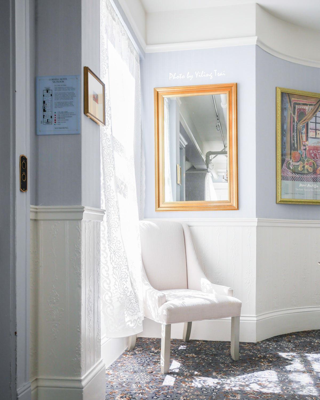 美國舊金山住宿推薦 Cornell Hotel de France 法式風格質感三星飯店