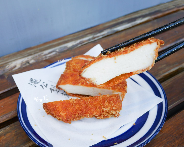 台北信義美食 澠公製麵 日本屋台街頭餐車日式炒麵