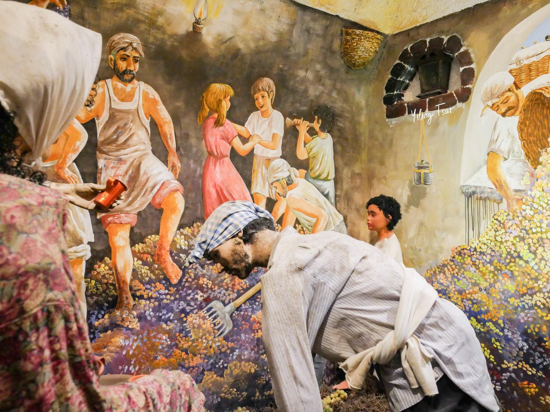 希臘聖托里尼景點 葡萄酒博物館 Koutsoyannopoulos Wine Museum