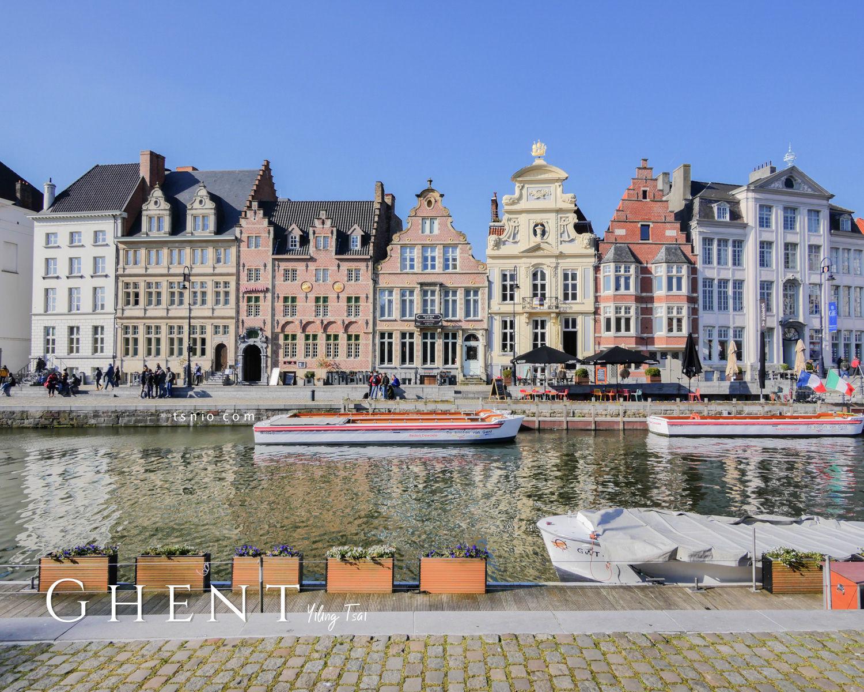 比利時根特自由行總整理 交通、景點、行程、美食、住宿攻略