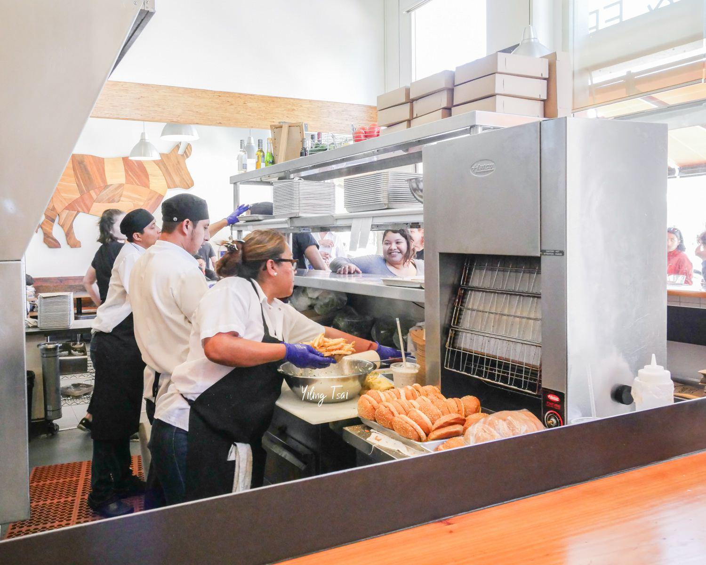 美國舊金山美食推薦 Super Duper Burger 舊金山必吃好吃漢堡