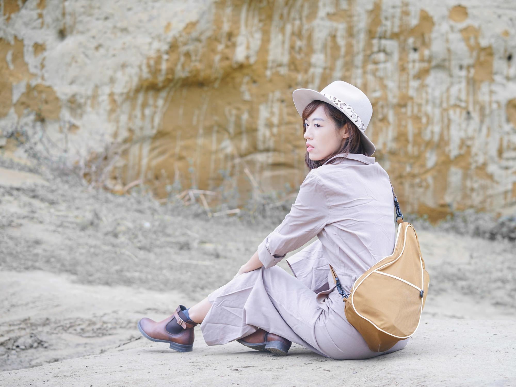 旅遊隨身包推薦 Healthy Back Bag 水滴包