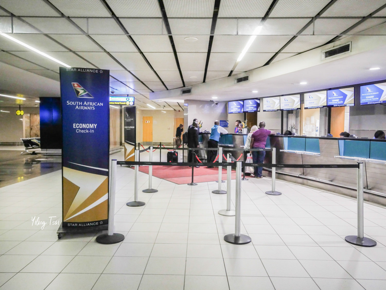 南非航空經濟艙 南非轉機辛巴威航線 搭乘經驗分享