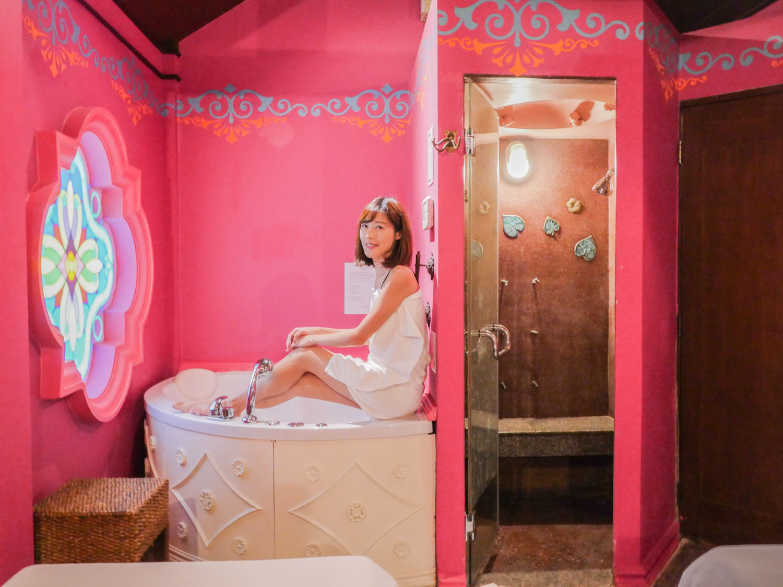 曼谷按摩推薦 OASIS SPA 綠洲水療貴婦按摩品牌