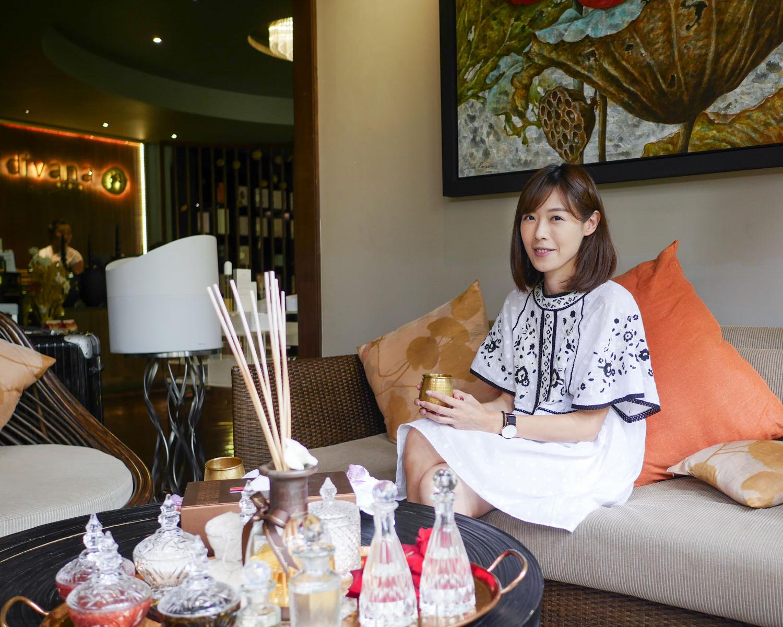 曼谷按摩推薦 divana Nurture Spa 奢華質感SPA品牌