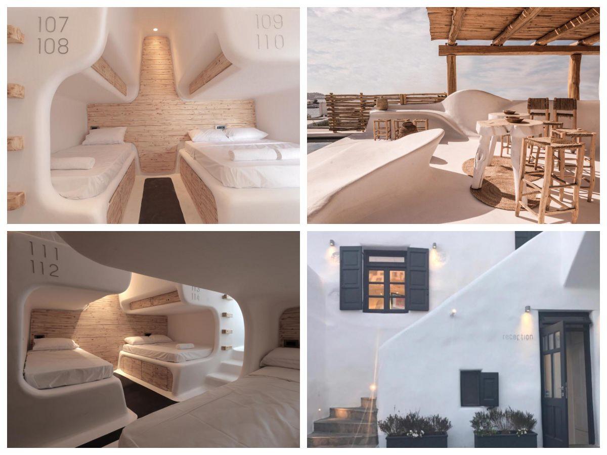 希臘米克諾斯住宿推薦 住宿區域地點整理 精選設計飯店推薦
