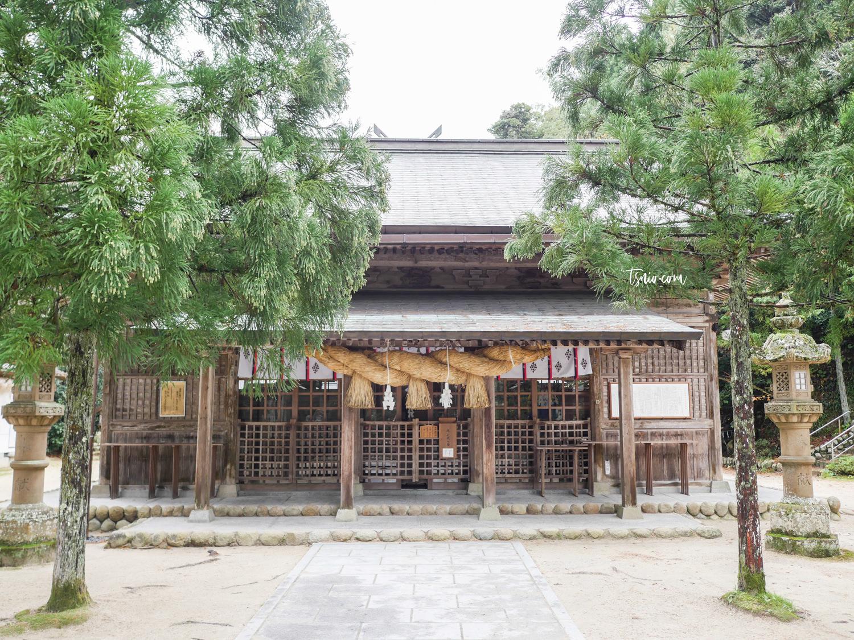 日本島根玉造溫泉 景點散步地圖交通住宿總整理