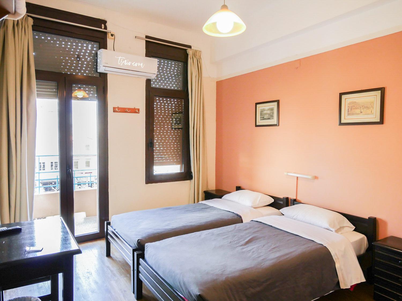 希臘雅典住宿推薦 Tempi Hotel 可以見到衛城的好地點平價雅典飯店