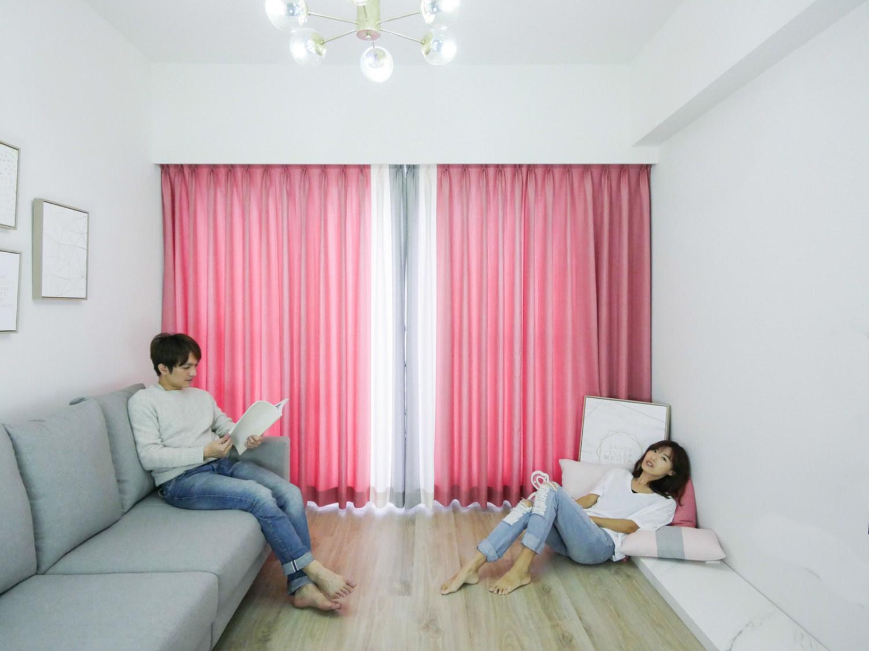 隆美窗簾 BLING New Life 拼接自己的獨特風格