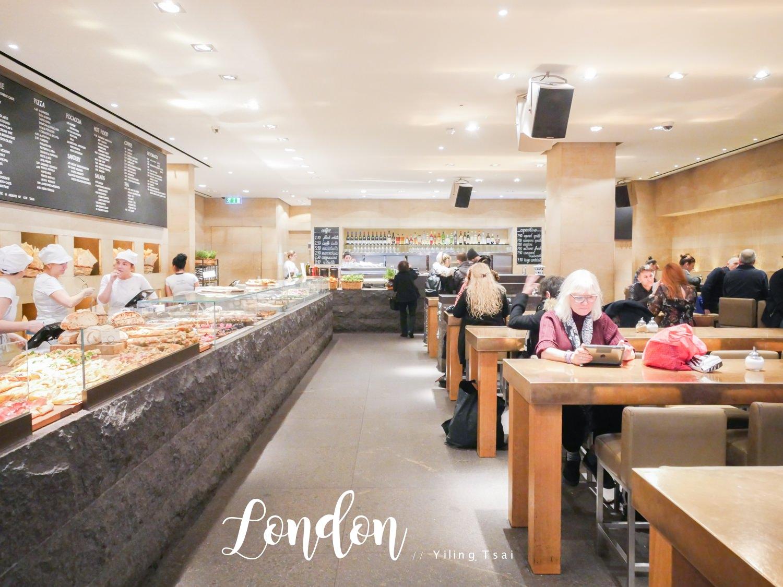 英國倫敦必吃美食推薦 平價餐廳總整理