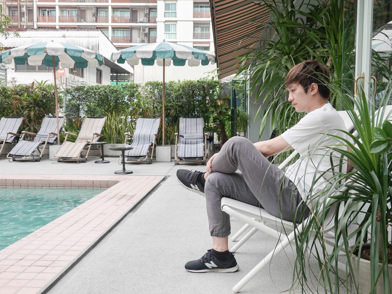 曼谷飯店推薦 Josh Hotel 泰國網紅最愛 Ari區文青住宿