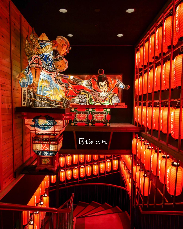日本青森住宿 星野集團青森屋 青森祭典、露天浮湯溫泉