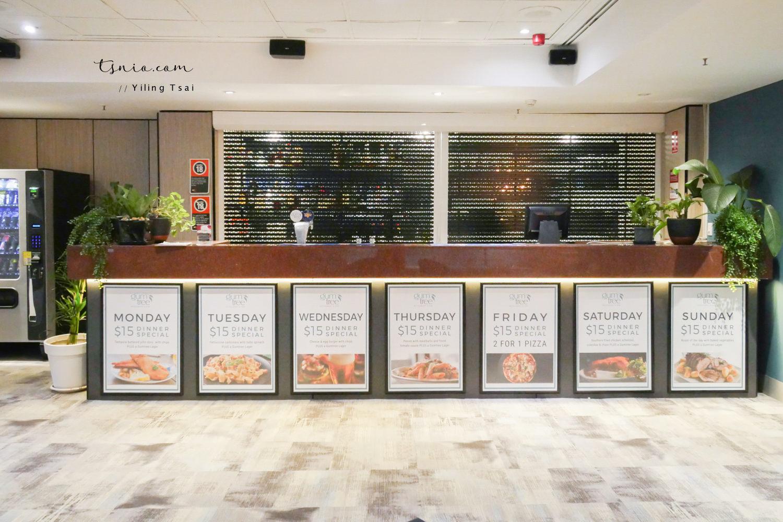 澳洲雪梨住宿推薦  Metro Aspire Hotel 現代風舒適溫馨飯店
