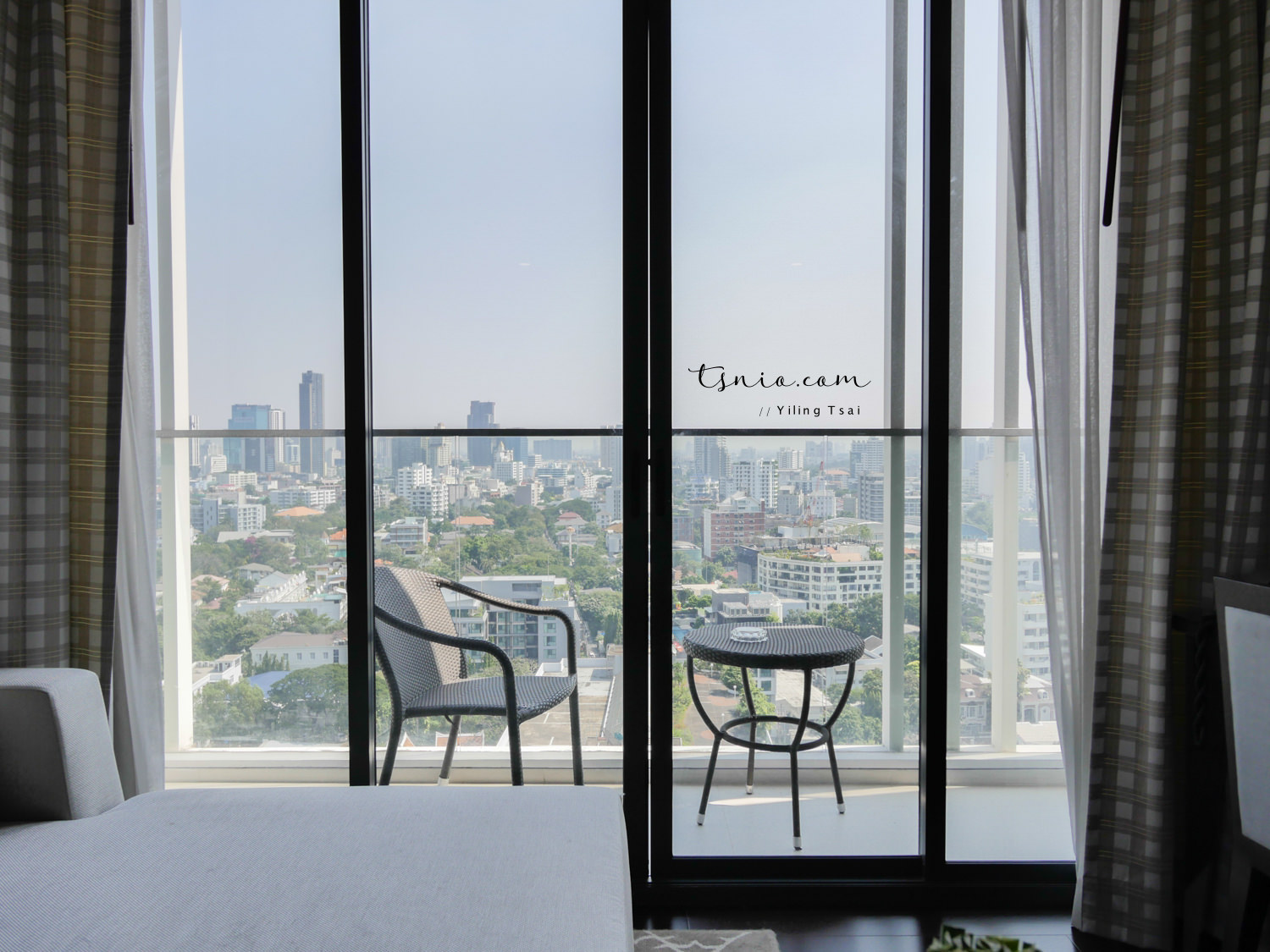 泰國曼谷飯店推薦 137 Pillars Suites & Residences Bangkok 無邊際泳池質感精品酒店