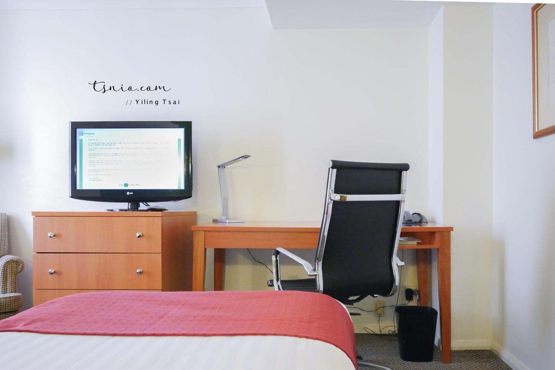 澳洲雪梨住宿推薦 Holiday Inn Darling Harbour 交通便利連鎖飯店