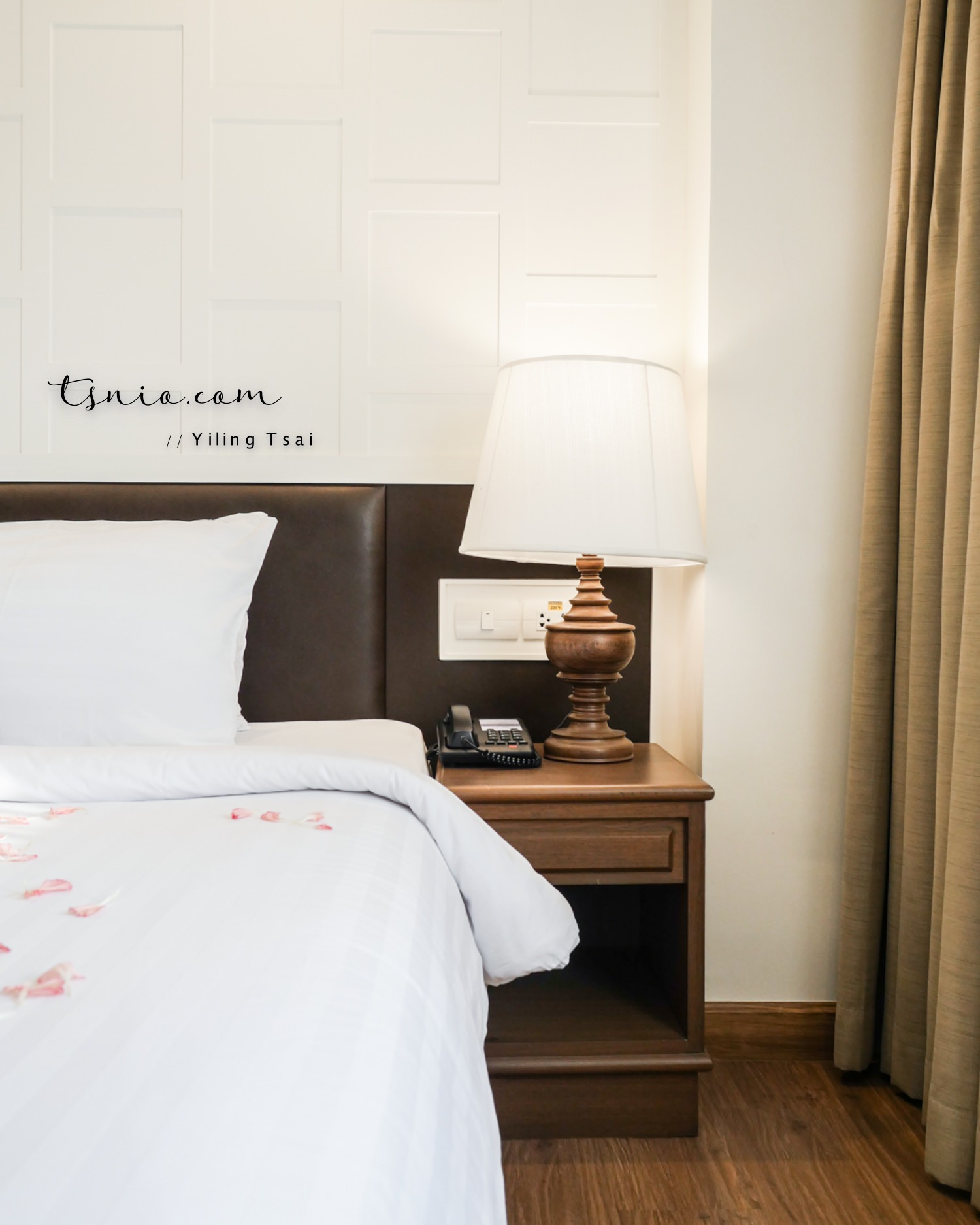 泰國曼谷飯店推薦 Casa Vimaya Riverside Hotel 考山路附近典雅歐式浪漫住宿