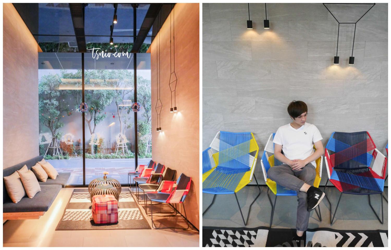 泰國曼谷住宿推薦 ibis Styles Bangkok Sukhumvit Phra Khanong Hotel 平價連鎖設計曼谷飯店