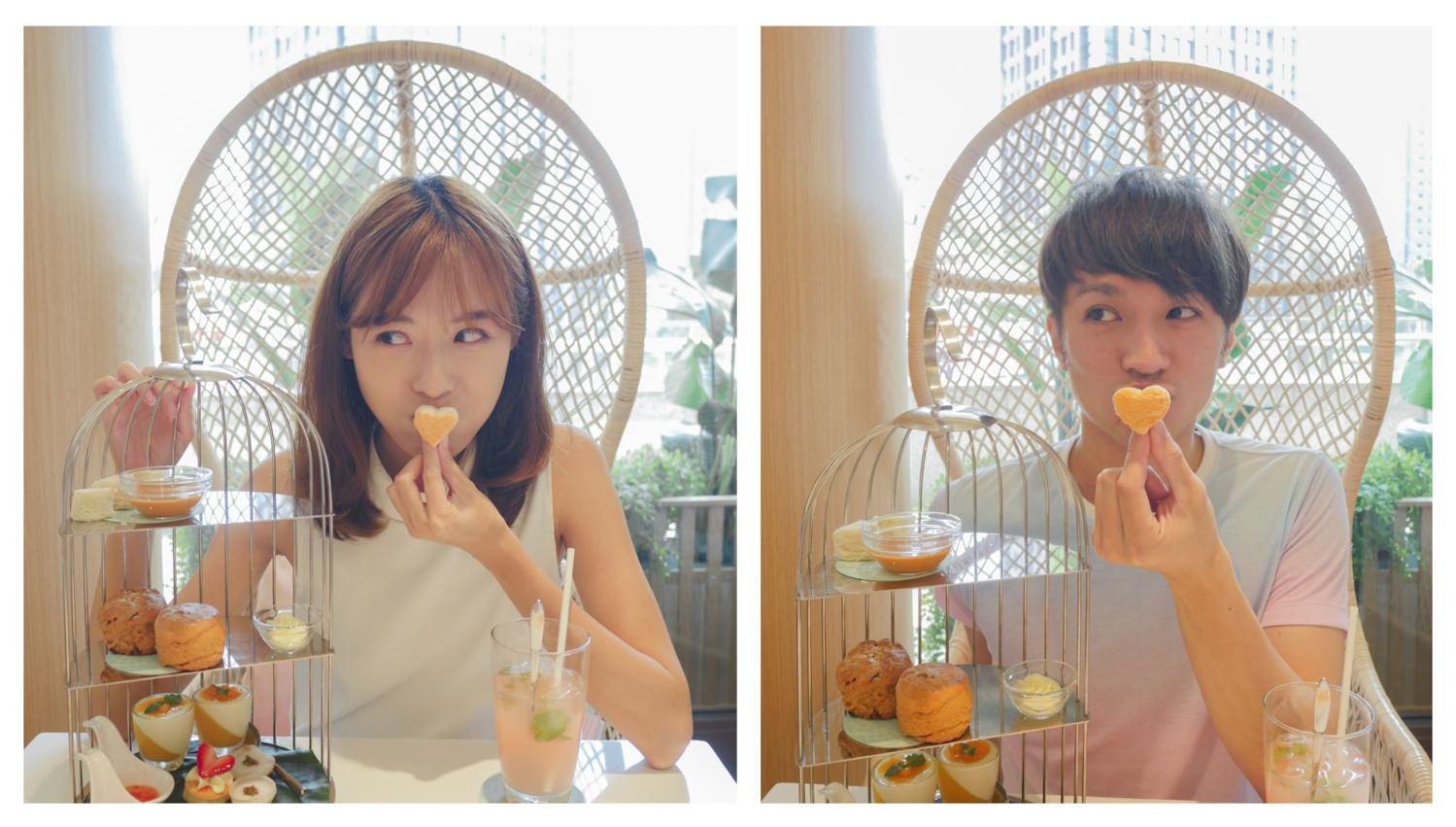 台北市政府站美食 Lady nara 台北統一時代店 泰國網美餐廳全球海外首店