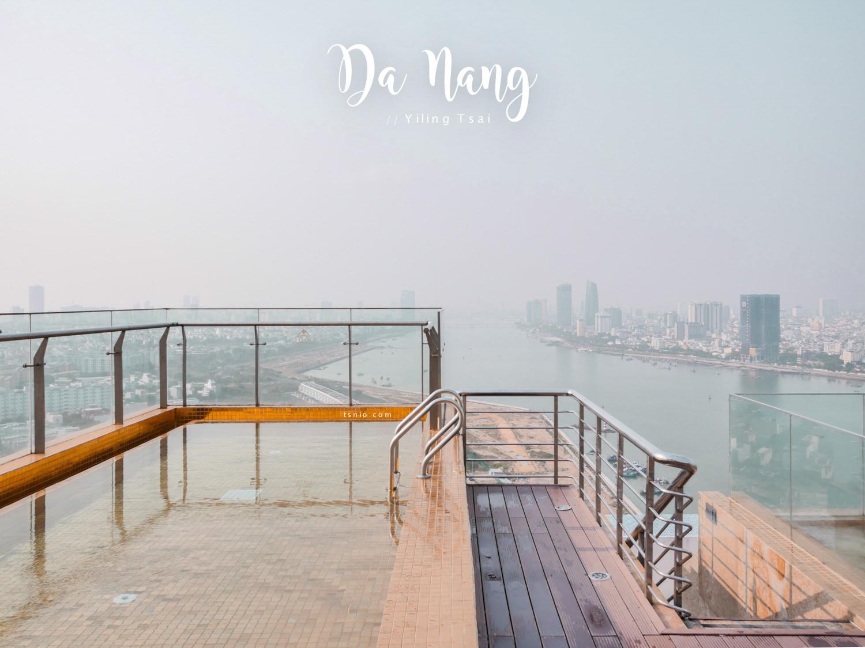 越南峴港住宿推薦 Danang Golden Bay 峴港金色海灣飯店 貴氣豪華五星酒店
