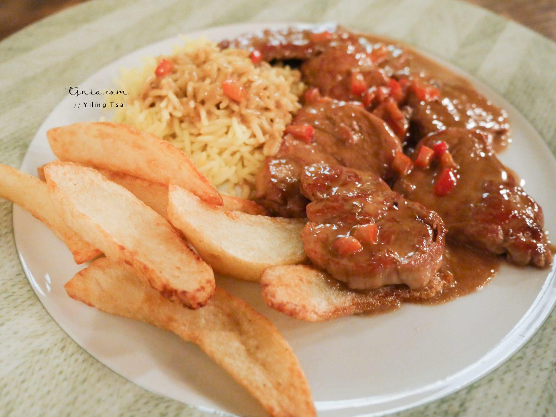 希臘米克諾斯美食 To Maereio 荷拉小鎮米克諾斯傳統美食