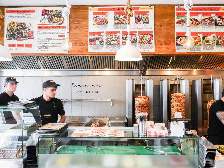 希臘米克諾斯美食 Souvlaki Story Mykonos 連鎖希臘烤肉品牌