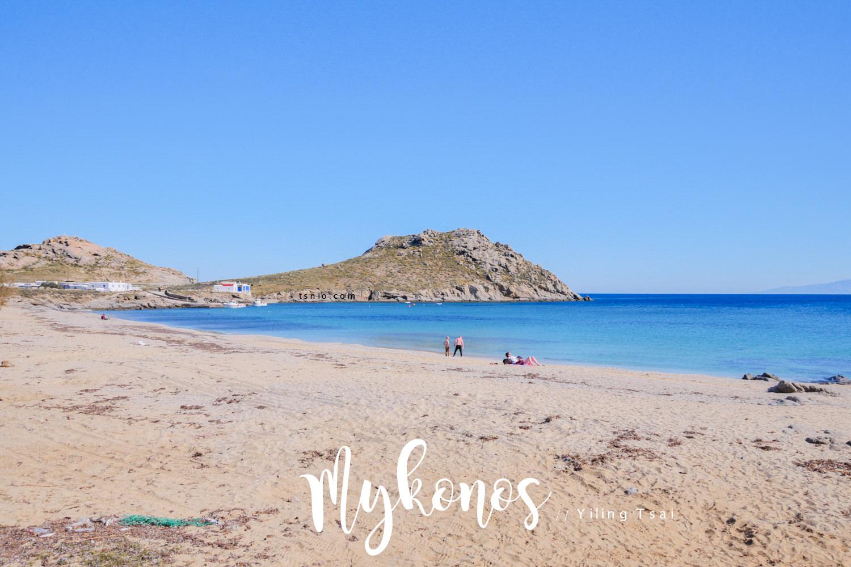 希臘米克諾斯景點總整理 陽光沙灘愛情海 最浪漫的度假勝地