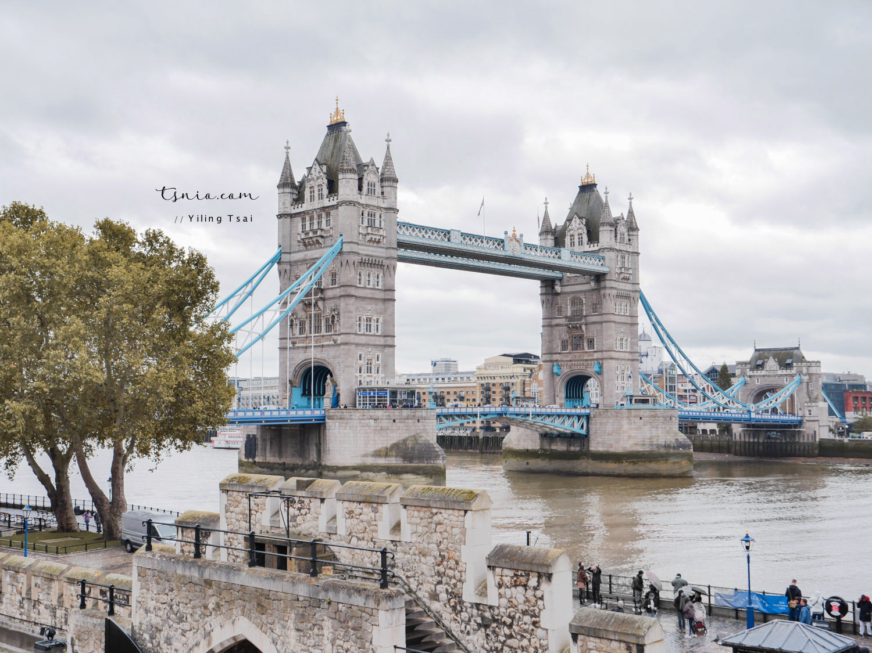 英國倫敦景點 倫敦塔橋 Tower Bridge 天空步道博物館體驗