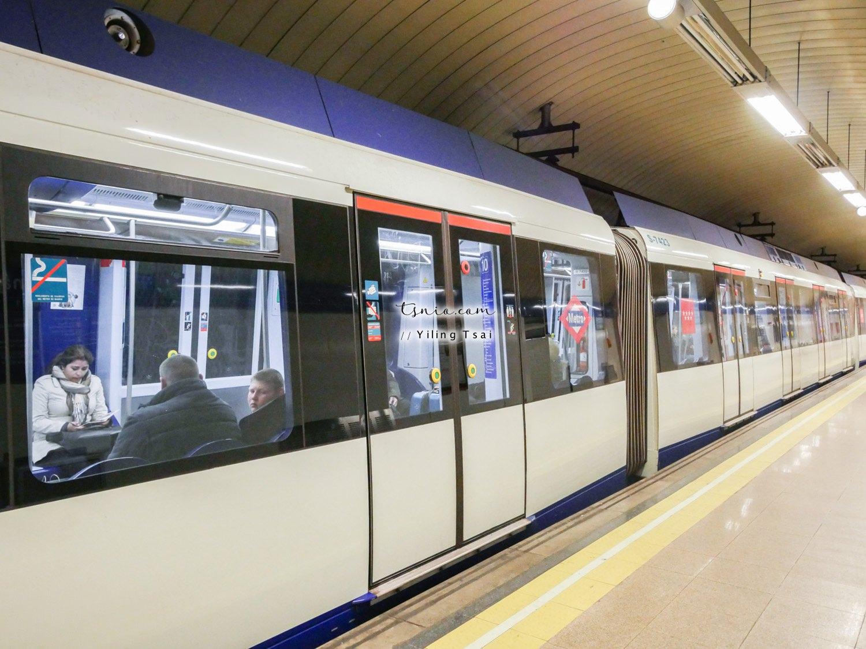 西班牙馬德里市區交通方式介紹 地鐵、公車、腳踏車、觀光巴士
