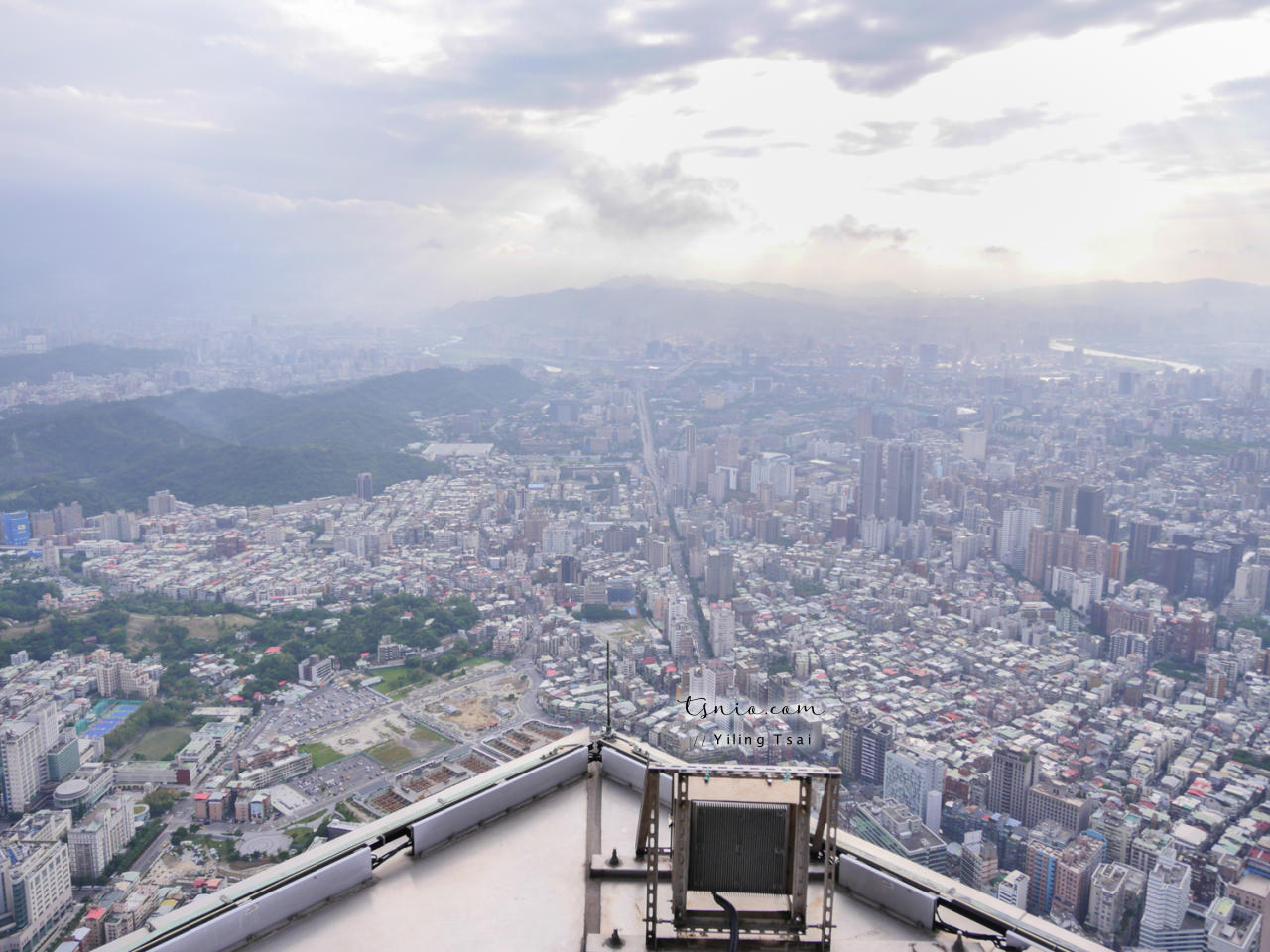 台北 101 觀景台 Skyline 460天際線雲端漫步體驗