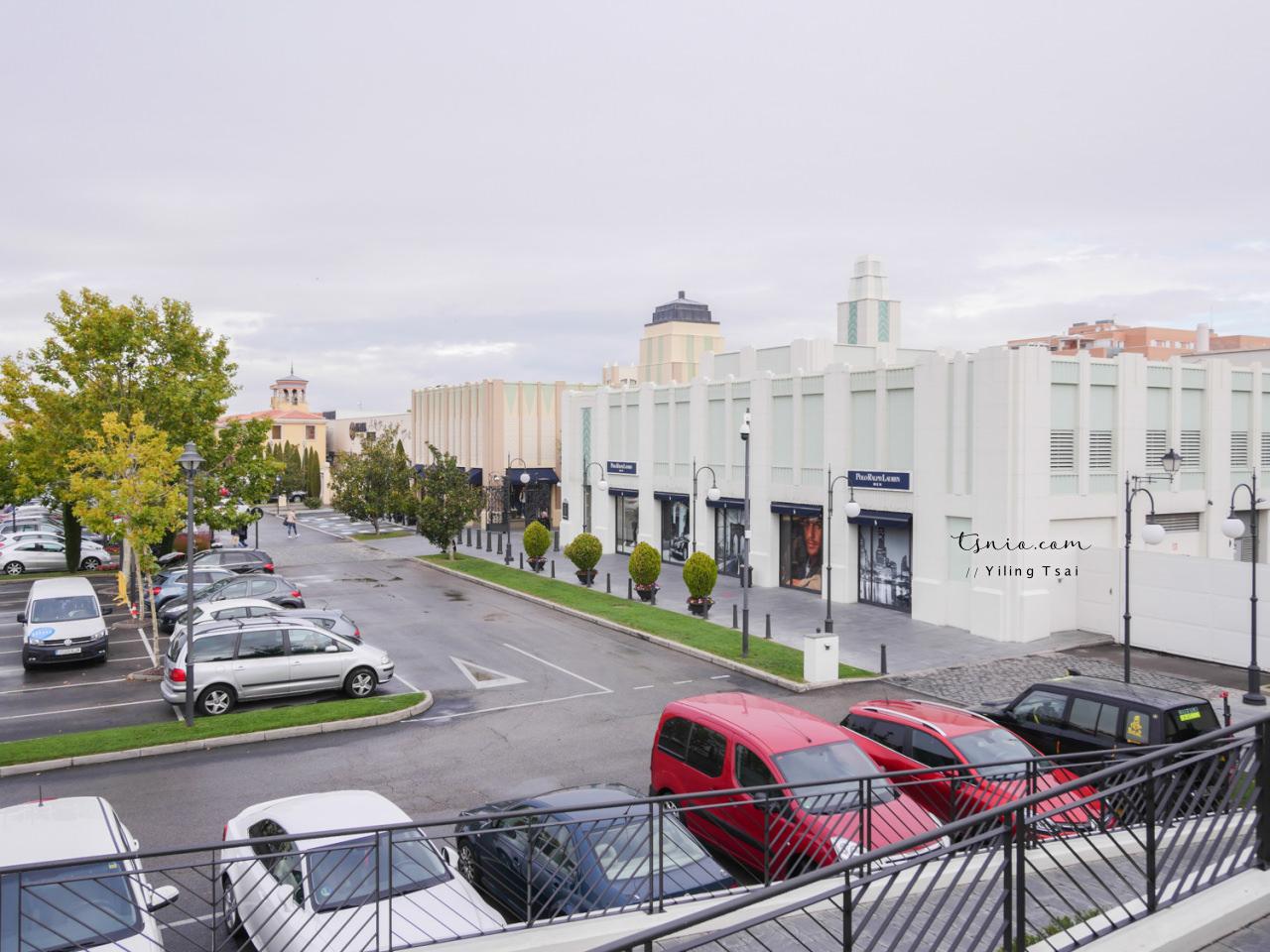 西班牙馬德里 Las Rozas Village Outlet 拉斯羅薩斯購物村 馬德里 Outlet 交通品牌退稅分享