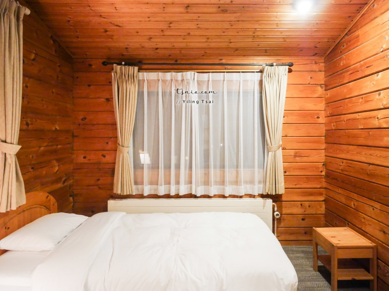 日本輕井澤住宿推薦 輕井澤王子大飯店西館 森林中的小木屋