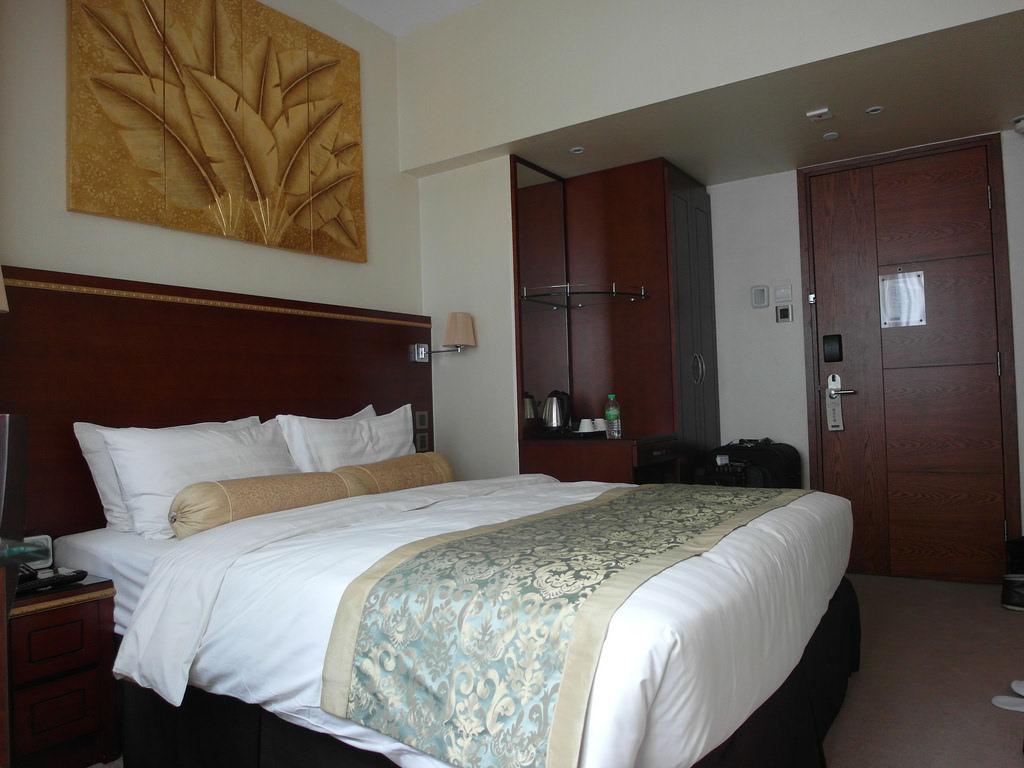 香港灣仔 Brighton Hotel 麗駿酒店 灣仔捷運站旁 地點超方便香港平價飯店推薦