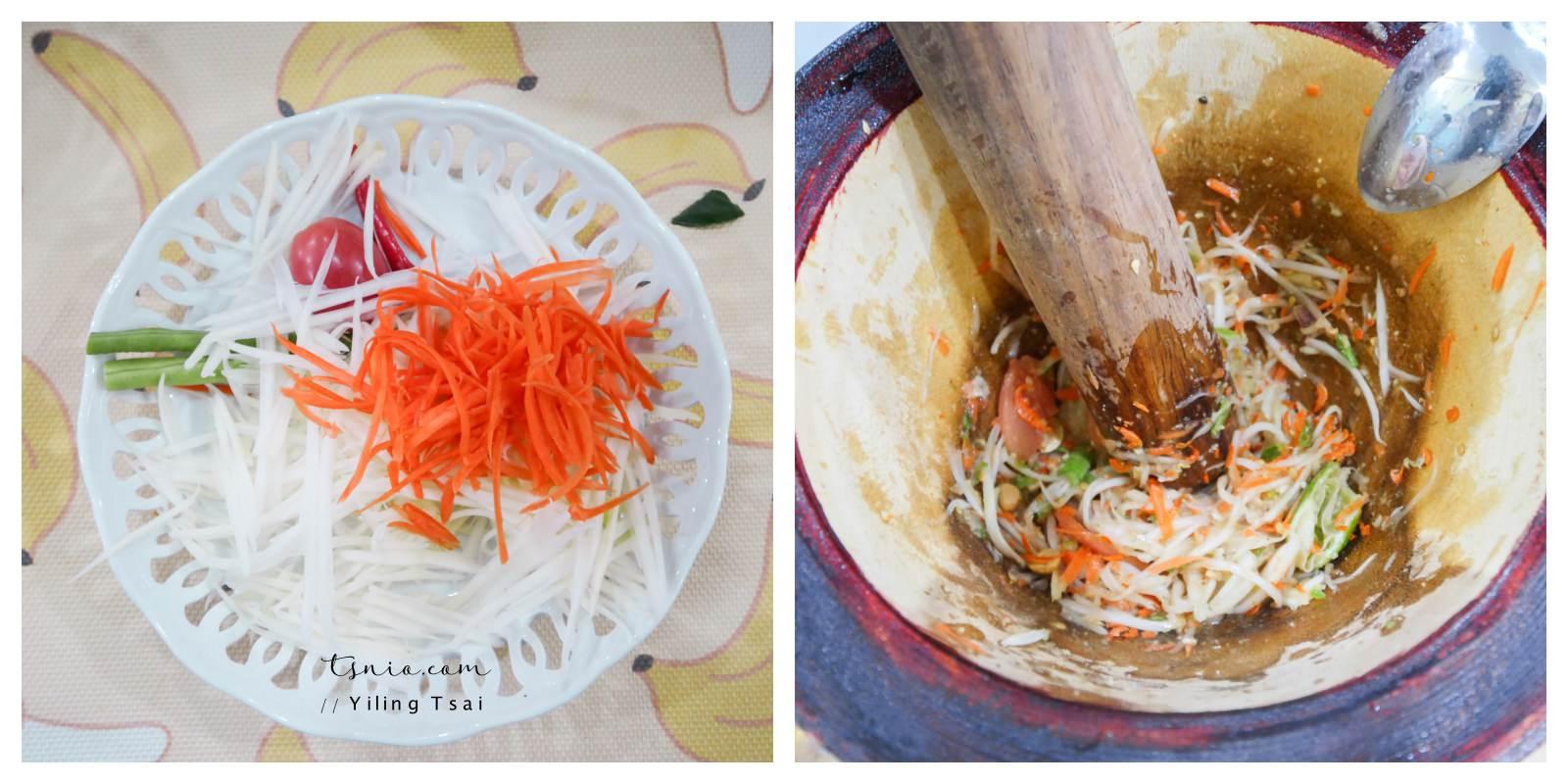 泰國曼谷廚藝學校 美味泰泰 Tai Tai Cooking School 中文教學泰菜教室