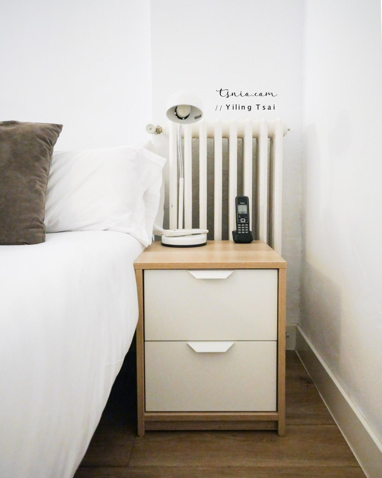 西班牙馬德里住宿推薦 NeoMagna Madrid 薩拉曼卡區簡約設計飯店