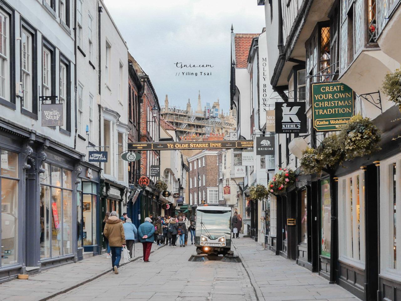 英國約克自由行總整理 交通、景點、行程、美食、住宿攻略