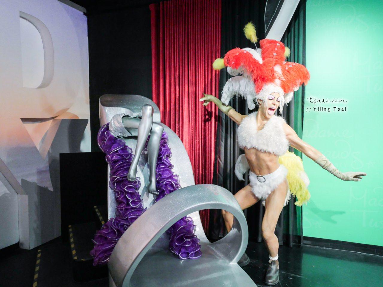 澳洲雪梨景點 Madame Tussauds Sydney 雪梨杜莎夫人蠟像館