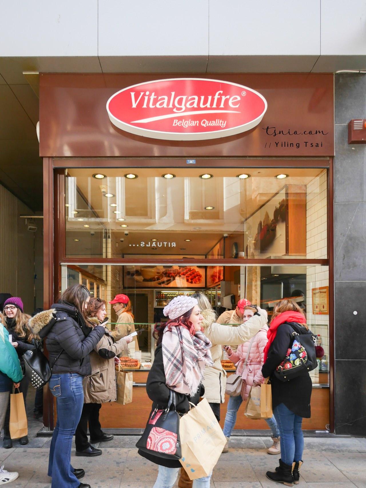 比利時鬆餅推薦 Vitalgaufre 心目中布魯塞爾必吃美食