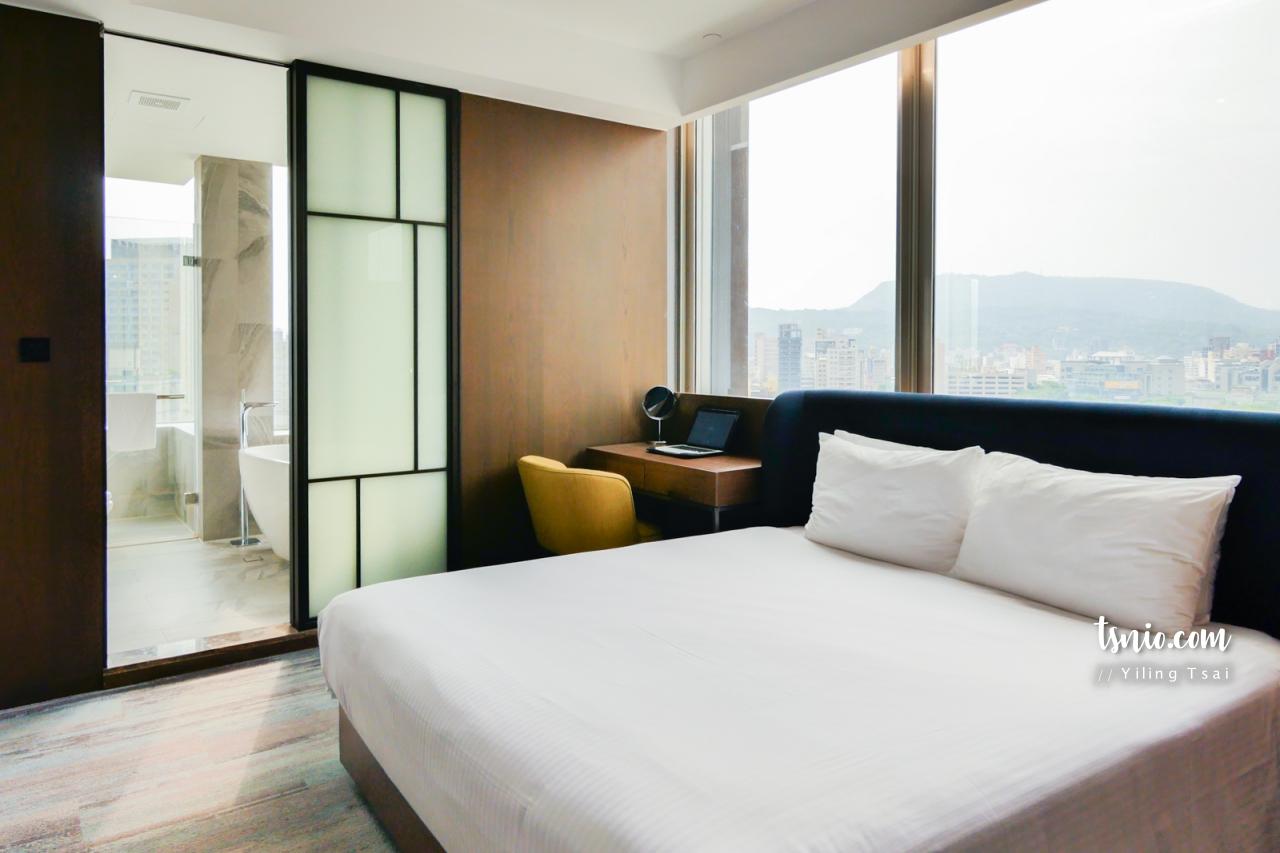 高雄飯店推薦 鈞怡大飯店 Harbour 10 Hotel 愛河畔河景第一排視野