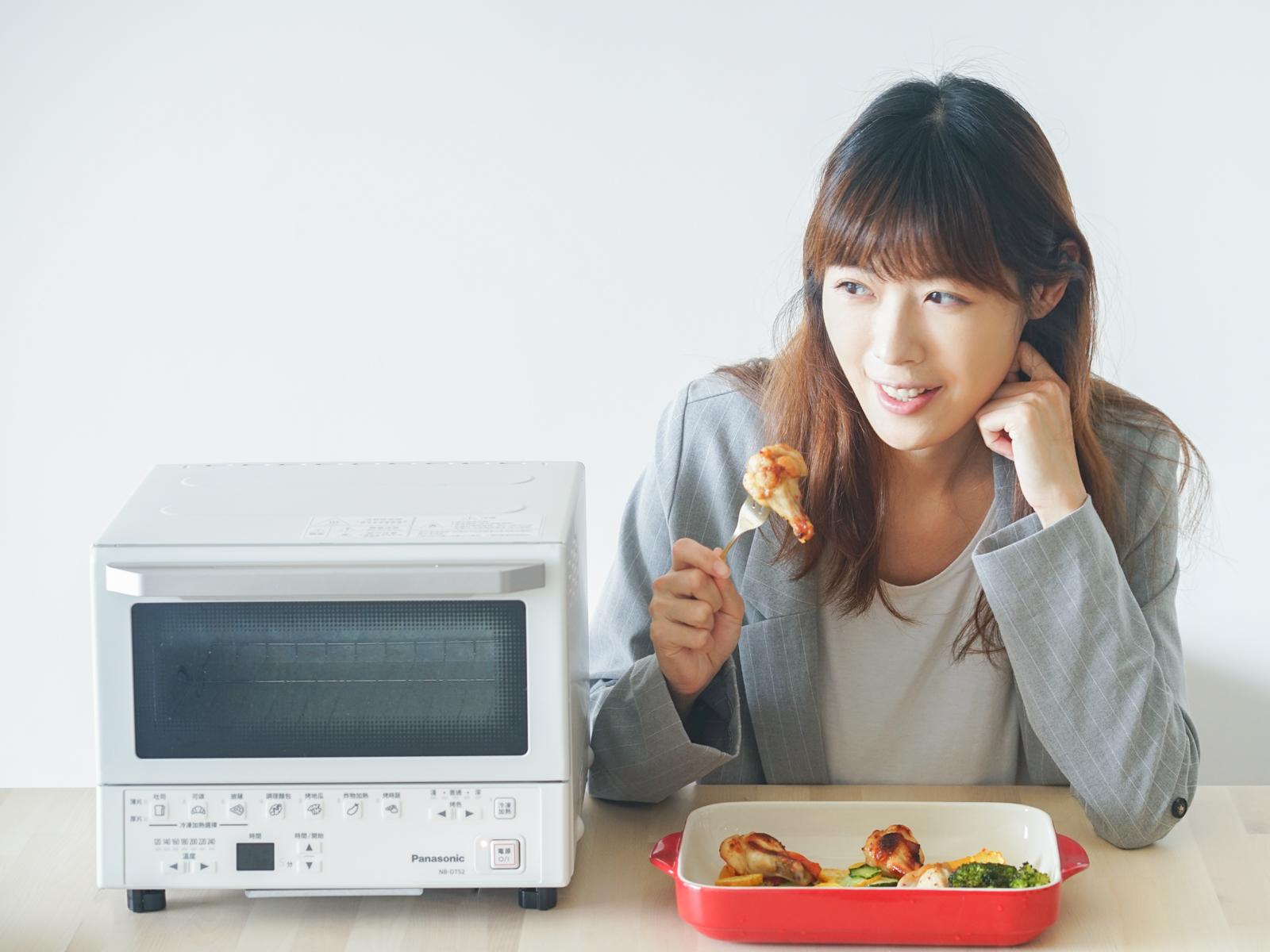 Panasonic 日本超人氣智能烤箱 NB-DT52 輕鬆享受剛出爐的美味