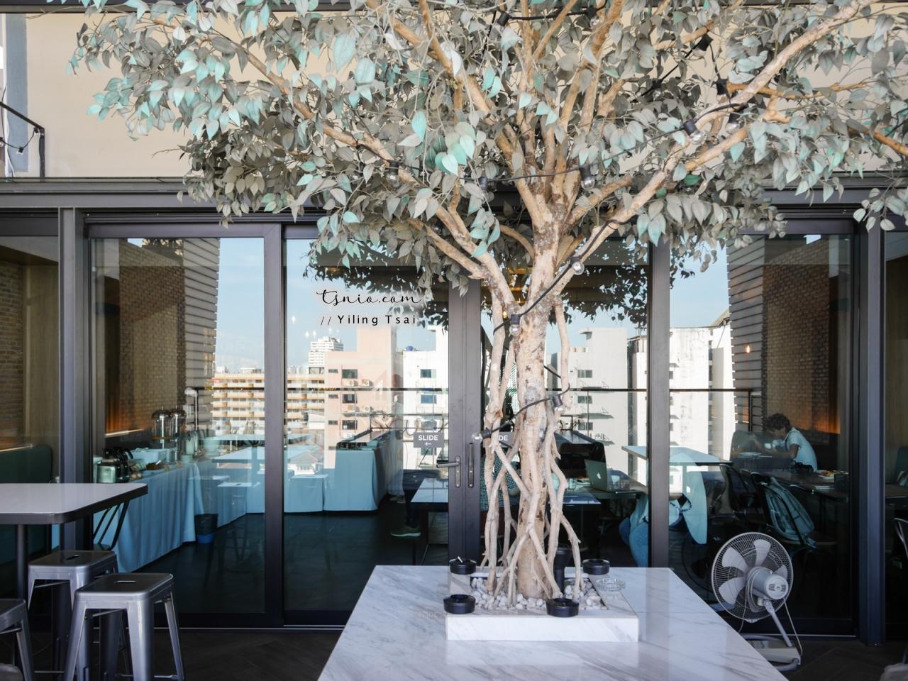 泰國曼谷飯店推薦 Mii Hotel Srinakarin 火車夜市附近平價住宿