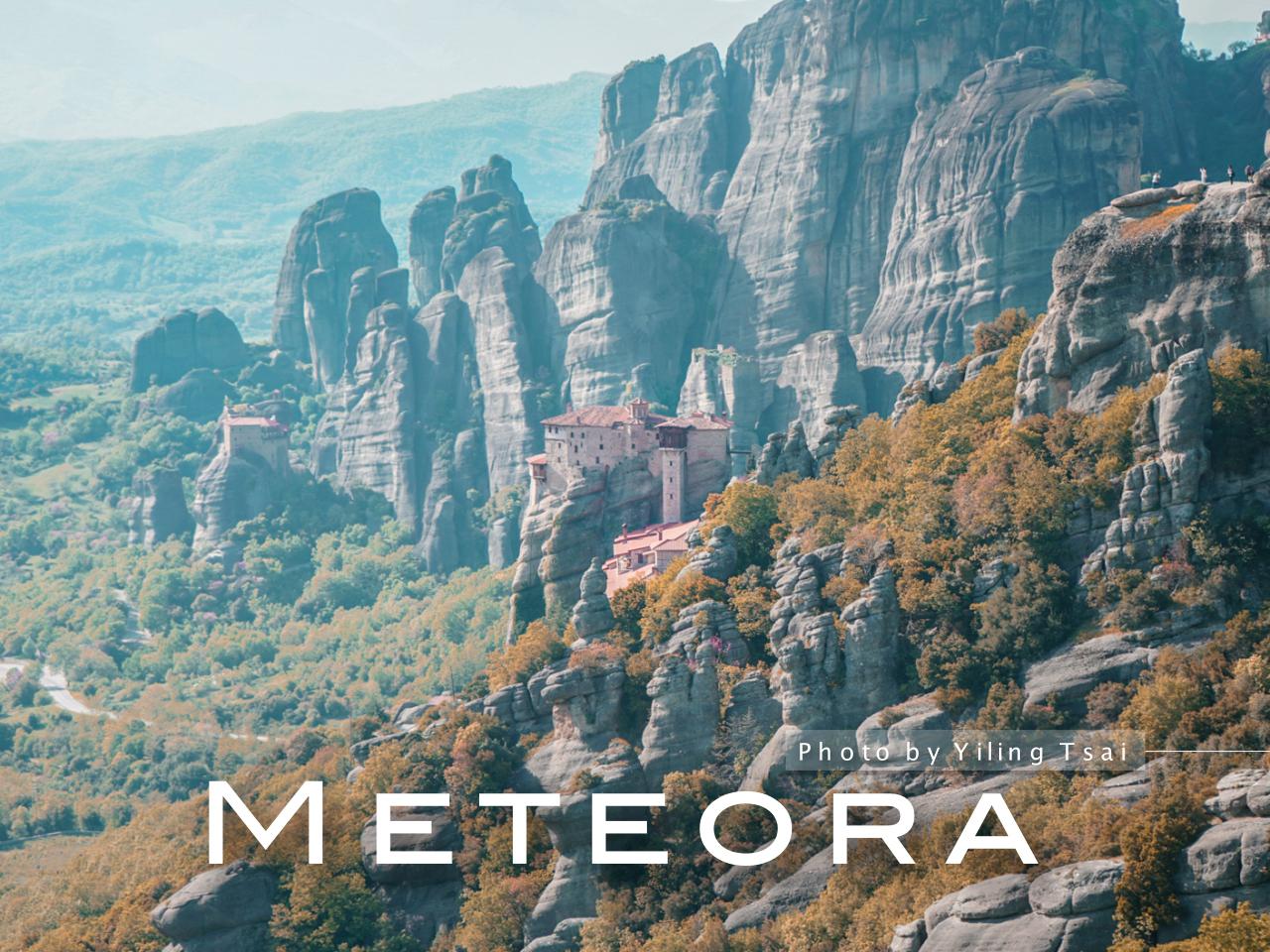 希臘梅特歐拉修道院攻略 六大修道院參觀時間、交通、行程安排總整理