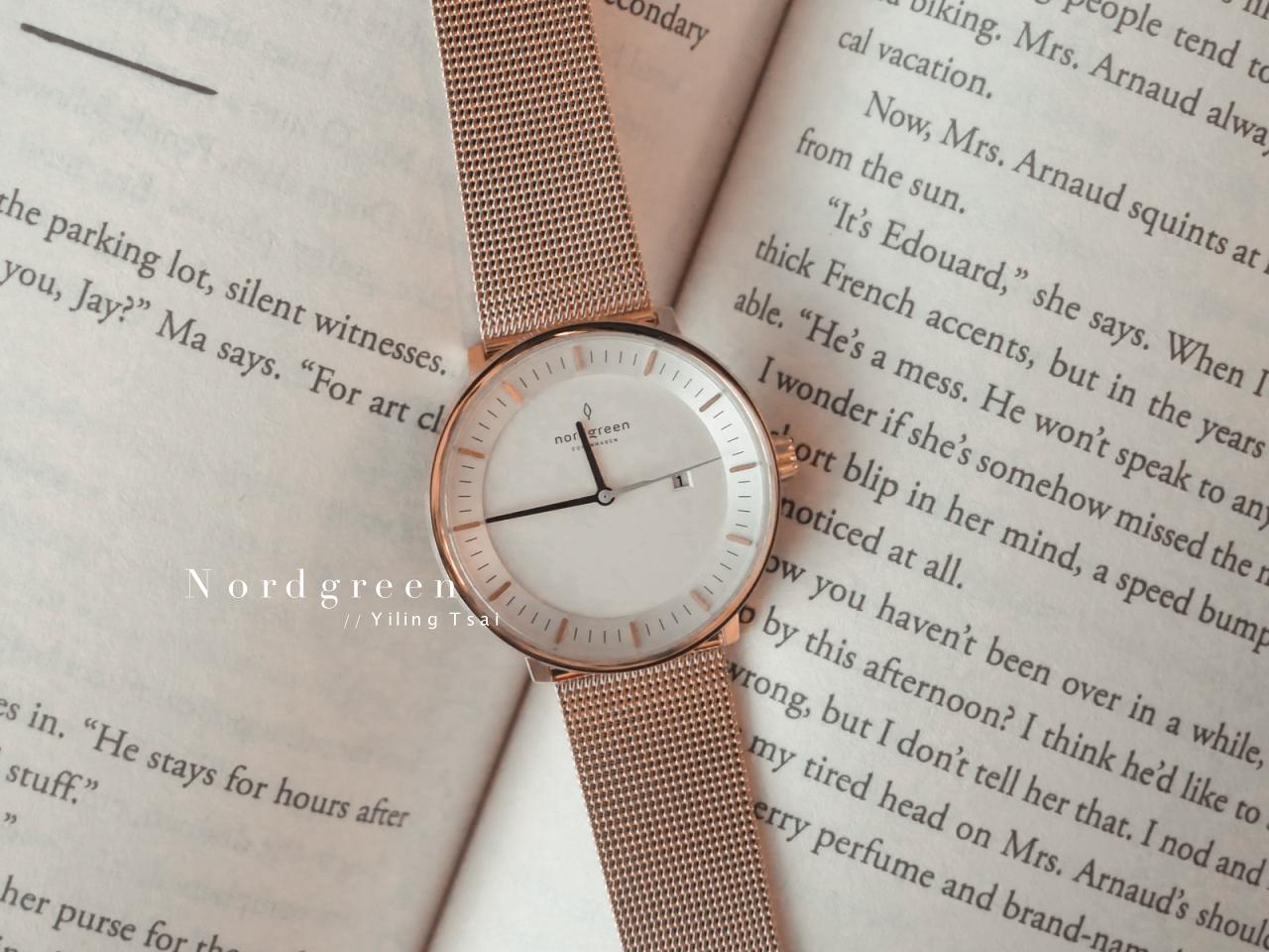 Nordgreen 北歐丹麥設計手錶品牌 蔡小妞讀者專屬官網折扣碼