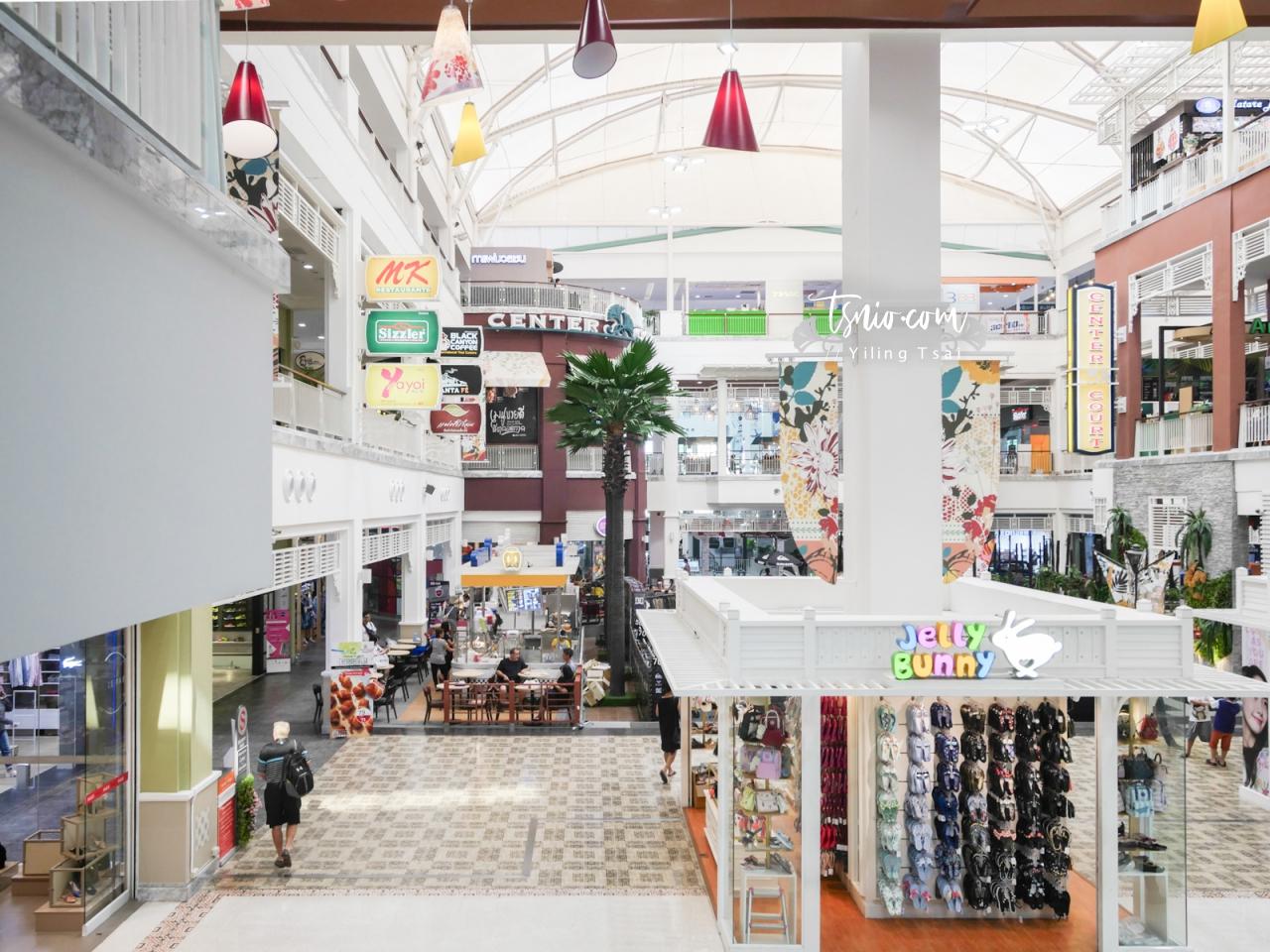 泰國華欣按摩推薦 Let's Relax Spa Huahin 華欣購物商場 Market Village 分店